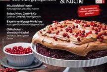 Kochen & Küche: Alle Ausgaben 2017 / Hier findest du alle Kochen & Küche Ausgaben 2017 auf einen Blick