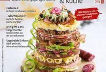 Kochen & Küche: Alle Ausgaben 2018 / Hier findest du alle Kochen & Küche Ausgaben 2018 im Überblick