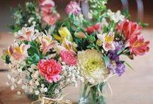 SEASONS: Summer / Summer wedding floral themes