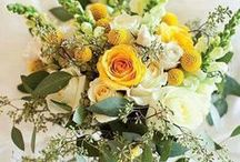 SEASONS: Spring / Spring wedding floral themes