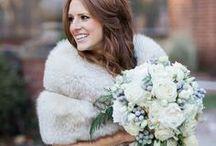 SEASONS: Winter / Winter wedding floral themes