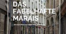Je t'aime Paris - Reisetipps und Inspirationen rund um Paris / Entdecke Paris   Eifelturm und Louvre   Montmartre   Marrais   Printemps und Galeries Lafayette   Schicke Cafes und Restaurants
