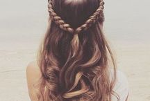 Hairstyles / Ideas for school