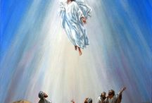 Christ Ascension to Heaven