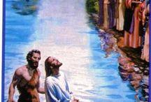 Christ baptism
