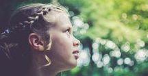 Beautiful Children - Child Portrait Photography / Creative child photography - all photos taken and owned by myself.