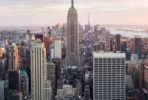 """neW yORk / """"New York, concrete jungle where dreams are made of. There's nothing you can't do."""""""