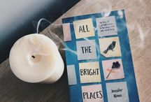 All tHe bRigHt PLaCeS / By Jennifer Niven