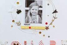 scrapbooking / by Christy Bishop