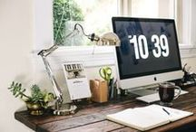 office space. / by graphic statement
