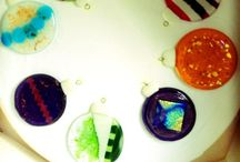 Simple and Beautiful Fused Glass / Fused Glass Ideas for the Beginner.