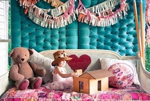 Little Girl's Bedroom / Perfect inspiration for decorating a little girl's room