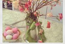 Holiday + Seasonal Decor Ideas / ideas for celebrating all holiday and seasons.  Decoration ideas