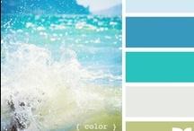color palettes / by Juli Temple
