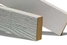 MiraTEC Trim / Unlike other materials used for trim these days, MiraTEC® is the one product actually conceived and engineered to do the job. Moisture, rot, termites, checking, splitting and cracking are all challenges it boldly takes head-on and crushes. As the first and only wood composite trim to earn an evaluation report (ESR-3043) from ICC-ES, MiraTEC simply performs to a standard hardboard and OSB cannot. Not by chance, but by design.