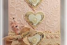 CarD MaKInG IdeAS / Cool cards to make someday....or to just look at and appreciate the hard work of others! / by Brenda Berry