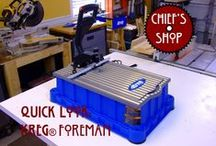 Chief's Shop Videos / Shop tips and Projects / by Chief's Shop