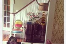 Foyer | Entryways / Styled Foyers and Entryways with a  few mudrooms thrown in.   #LGDreamFoyer