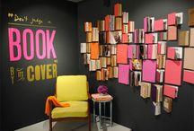 Books! Books! Books! / Books, book shelf, libraries