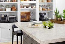 Love kitchens / Kitchen design and inspiration