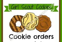 girl scout ideas / by Angela T