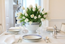 My Table Settings / by Francesca Poggi Homestager