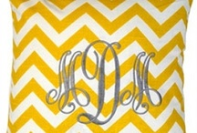 My Yellow / by Francesca Poggi Homestager