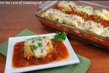 Italian & Pasta Dishes