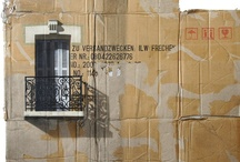 My Cardboard / by Francesca Poggi Homestager