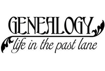 Genealogy,Connecting Familes / by Lilia Reed
