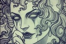 Art Stuff and Inspiration!!