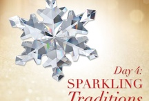 Day 4:Sparkling Traditions - Swarovski / by Julie Simpson