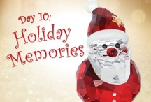 Day 10:Holiday Memories - Swarovski / by Julie Simpson
