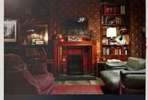 BBC Sherlock 221b Baker Street Set Props + Some Other Sets, Too / Thanks to Arwel Wyn Jones, Sherlock Production Designer! (Twitter- @arwelwjones ) -> Kudos to Sherlockology -> My tumblr: http://mid0nz.tumblr.com/ -> My Wordpress blog: http://mid0nz.wordpress.com / by Just Midonz