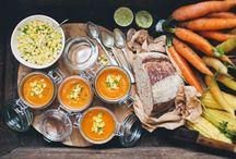 Veggie & Vegan / Vegetarian and vegan recipes that look delicious and healthy.