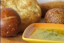 Rolls, breads & Muffins