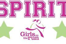 GOTR-Super Girl Power! / Ideas for Girls on the Run Southeast WA / by Leah Jensen