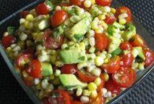 Recipes: Salads & Dressings
