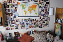 Dorm room / by Emily Majoros