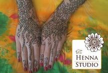 Bridal Mehndi / A collection of my past bridal henna.  All work presented in this board is by Ena (artist/owner of The Henna Studio) Feel free to 'like' in facebook.com/thehennastudio or follow me in instagram and twitter! @thehennastudio  For more information or a free consult please call/text 407-953-6165.    Thank you for checking my bridal mehndi board!