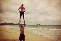 Stephanie Arne Acrobatics and Yoga