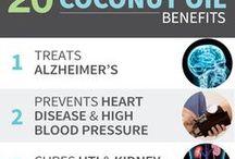 Coconut Oil / Benefits of Coconut Oil