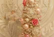 Crazy About Christmas in PINK...........