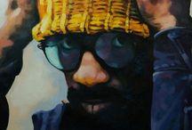 Inspiring Painting- Portrait