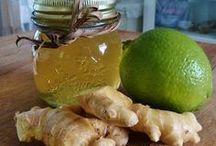Home Healin' / Home remedies, oils, etc...