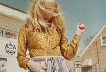 Trending: Late Summer in the 70s / 1970s Summer Styles - inspired by the silhouettes of the 70s.