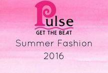 Summer Fashion 2016
