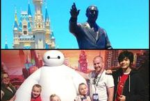 Disneyland /Disneyworld