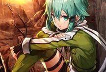 Sword Art Online    (─‿‿─)