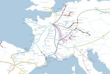 Train Travel  - Europe - Travel Blog - student travel - Curing Wanderlust / All about train travel in Europe, how to book, ride, and navigate the world of European train travel